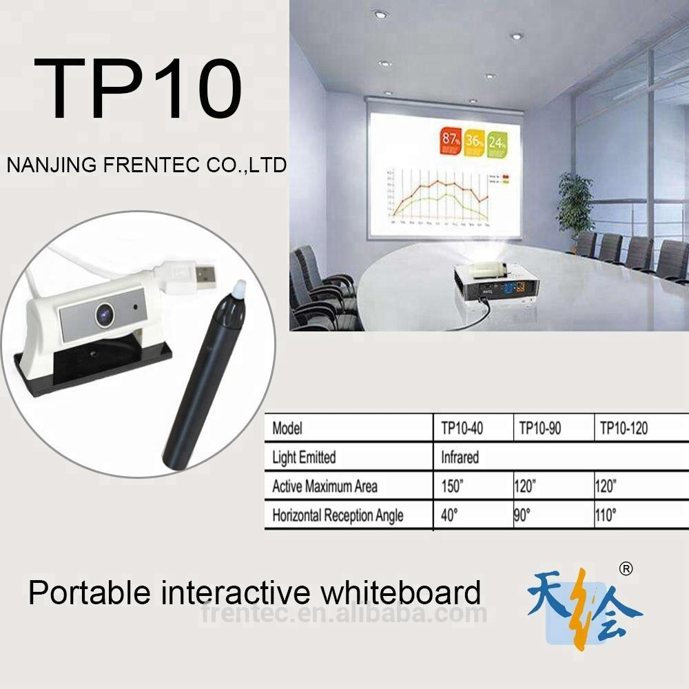China 120 Hot Sale Smart Portable Interactive Whiteboard for Teaching