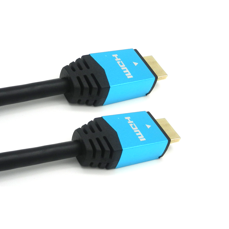 High speed male to male HDMI support 3D 4K Ultra HD HDMI Cable up to 100M
