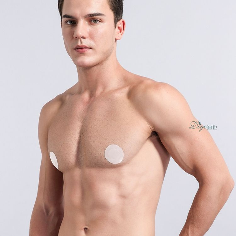 5 pair/bag Vrouwen <span class=keywords><strong>Mannen</strong></span> Melk Pasties Bra Hart Nipple Cover Adhesive Lingerie <span class=keywords><strong>Stickers</strong></span>