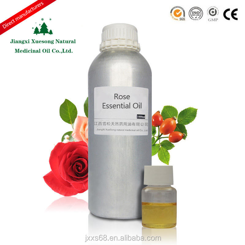 Pure Essential Oil Type Rose Oil Rose Water with Lowest Price