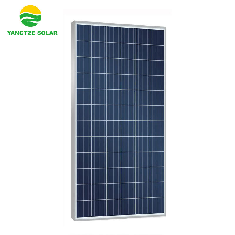 Yangtze 1.5kw 1500watt Factory direct sale Grade B poly solar panel one container