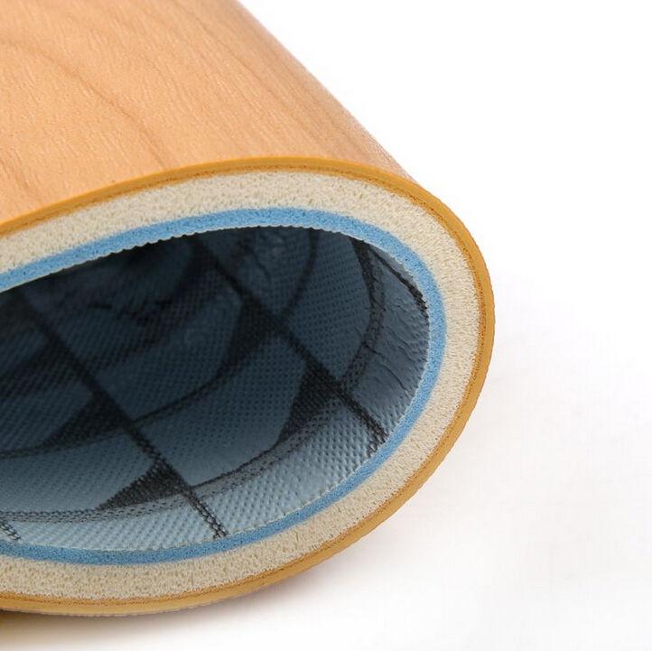 pvc wood sports used indoor court flooring