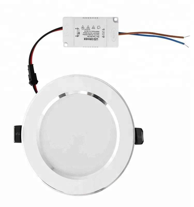 Adjustable Ultra Slim Recessed LED Downlight Fixture 3W 5W 7W 9W 12W 15W 18W Retrofit Style with Lower Price