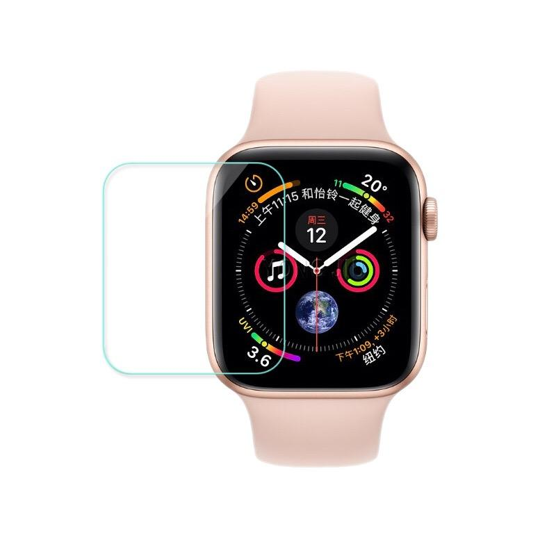 Groothandel Glas Gehard Screen Protector Voor Apple Horloge Serie 4 5 40Mm 44Mm Bubble-Gratis Film