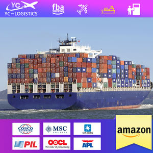 import export agent shipping rates from china to usa fba amazon