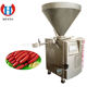 High Speed Sausage Filling Machine Price / Vacuum Stuffer For Sausage