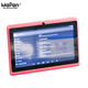 selling best tablet pc with 7 inch 5 points touch android 4.4 ATM 1.3GHZ processor