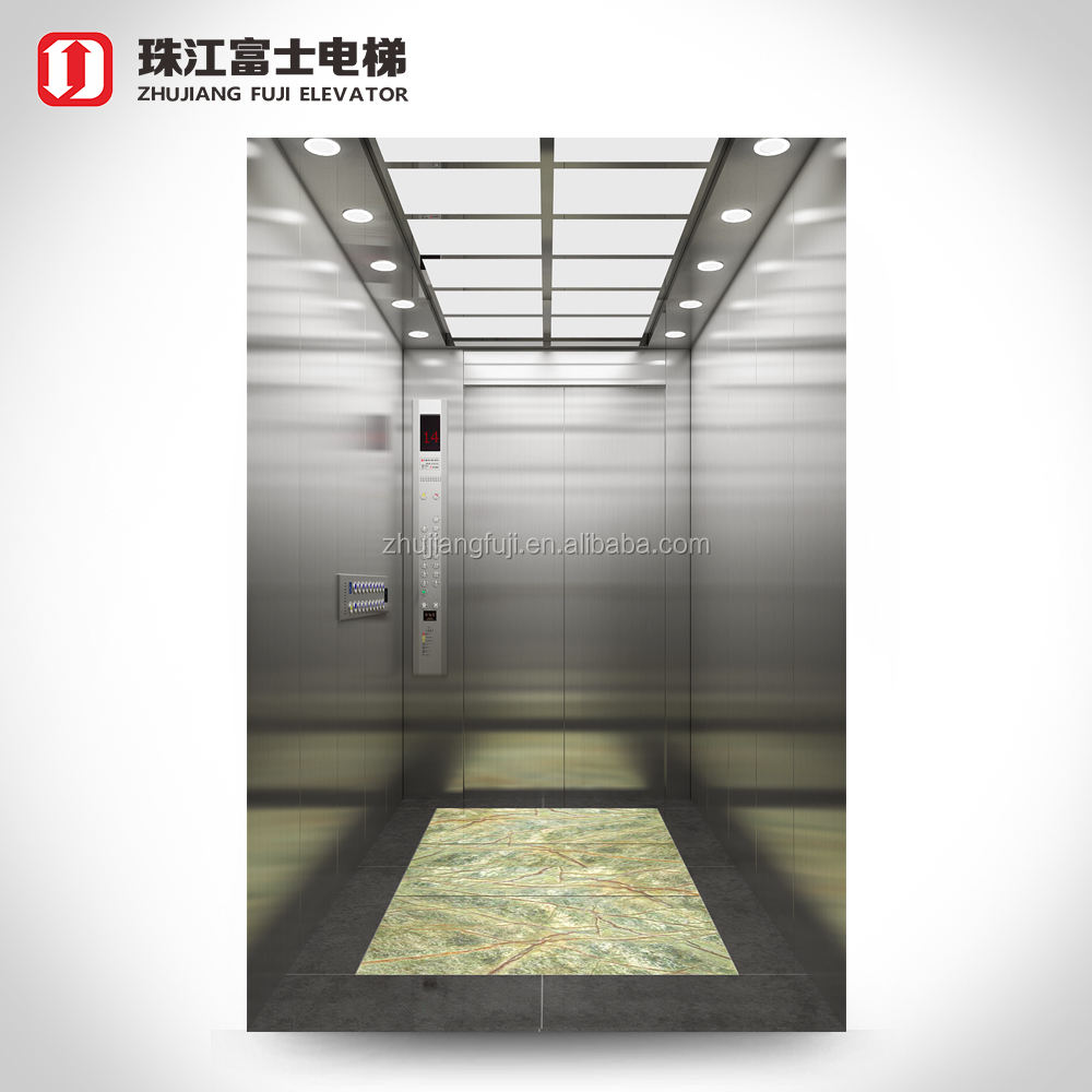 Elevator Lift Companies New Fuji Brand Complete Cheap Price Hospital Elevator Medical Bed Elevator/ Patient Medical Elevator Lift