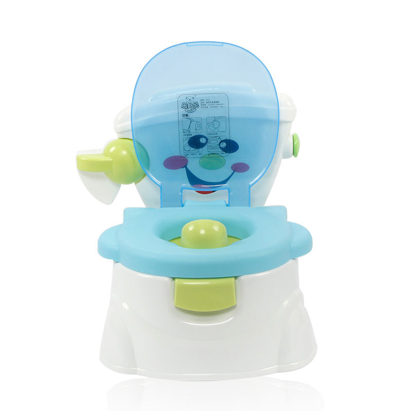 Portable Cute Baby Potty Multifunction Toilet Seat Girls Boy Training Pot Kids Chair Toilet