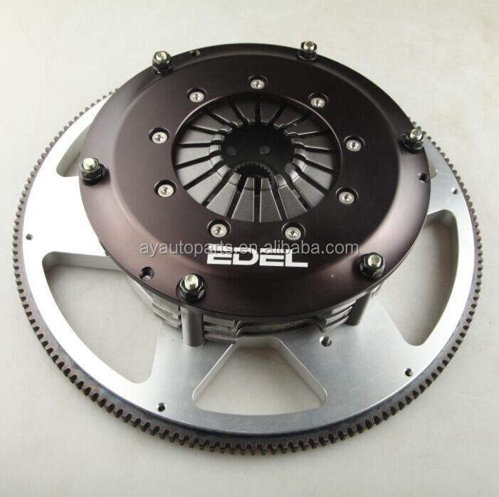 8.5'' LS1/LS2/LS3/LS6/LS7 Chromoly Steel Flywheel Triple Plates Racing Clutch
