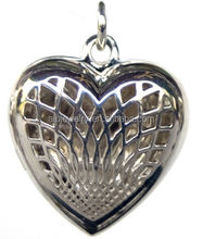 316L stainless steel diffuser Aromatherapy lockets pendant