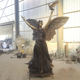Large Metal Garden Statue Bronze Angel Sculpture
