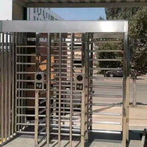 Security Gate Turnstile สำหรับรถไฟ/Bus Station