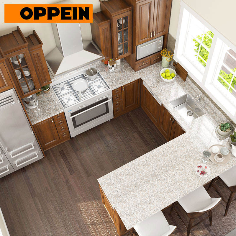 Carpentry and joinery design gold home household wood kitchen cabinet