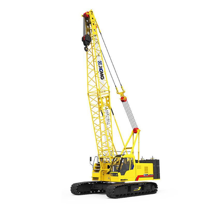 180 Tons china Crawler Crane XGC180 hydraulic mobile crane