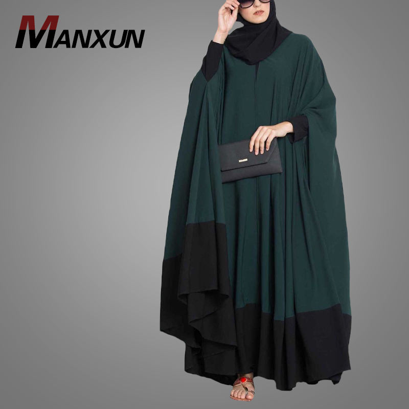 2019 Islamic Muslim New Model Abaya In Dubai Arabic Dress Clothes Baju Abaya