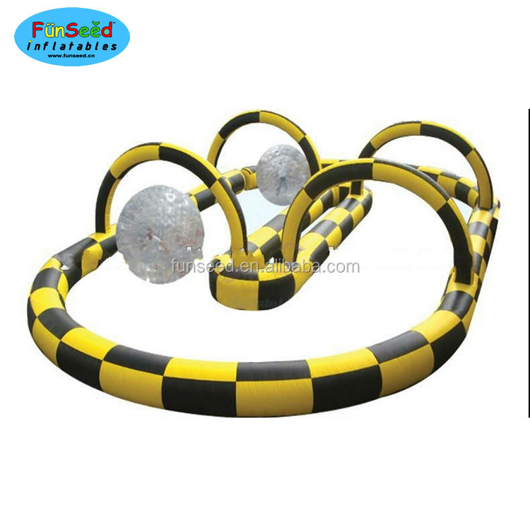 Best price superior quality inflatable swimming pool and Race Track