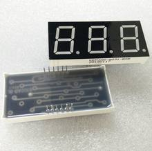 Wholesale price red 3 digit 0.8'' 7 segment led price display for game machine