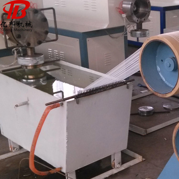 Hot selling nylon monofilament builder line production line with low price
