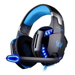 Kotion EACH G2000 Stereo Game Headset With Mic LED Light