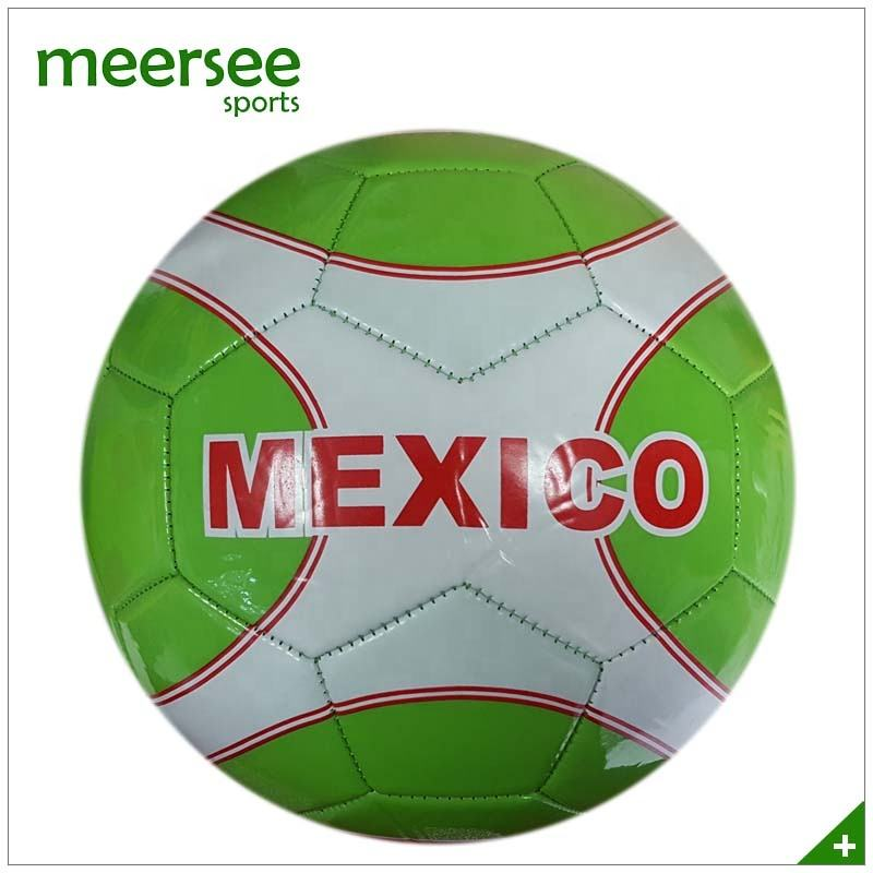 Back to School custom print globe soccer ball