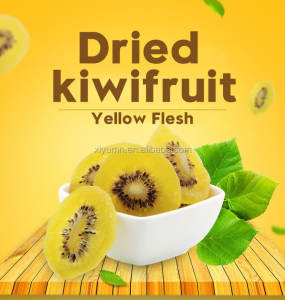 Secado kiwi fruta al por mayor chino kiwi