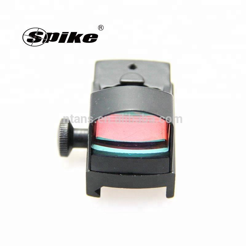 Spike Tactische Mini/Micro Red Dot Sight/Red Dot Scope voor Jacht met 22mm Mount