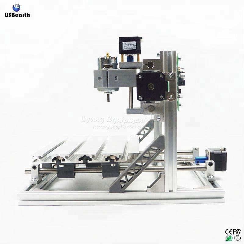 Disassembled pack Mini CNC 30X18cm PRO 500MW Laser CNC engraving machine 2 in 1, 2500mw 5500mw optional