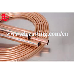 Metal Copper Air Conditioner Pipe/ Air conditioning duct Production Line