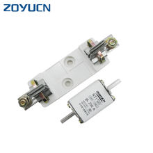 Zoyucn NT1 Nh00C 63A Switch Disconnector Nh1 Hrc Nh2 Link Fuse And Holder