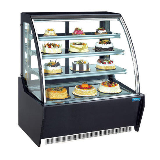 Speciale Rotazione Torta Display Mini Torta Vetrina/Panetteria Display Stand