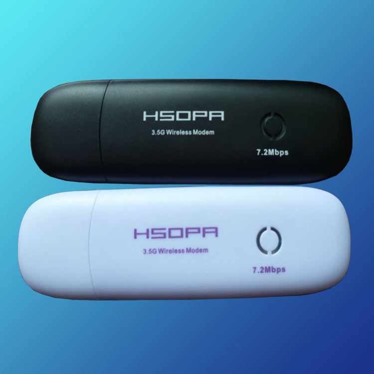 21 Mbps HSPA 3 Gam Wireless USB Modem với Chipset SC7702