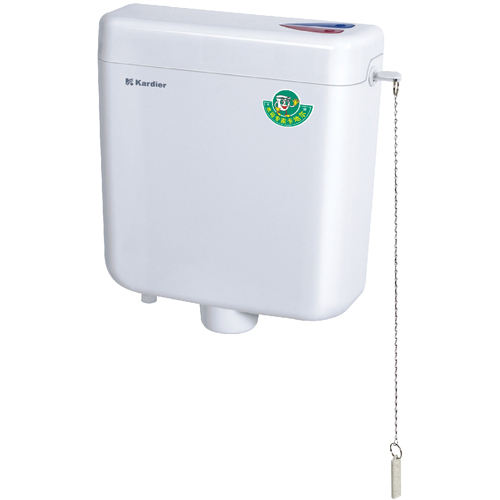 Toilet cleaner PP overhead water tank
