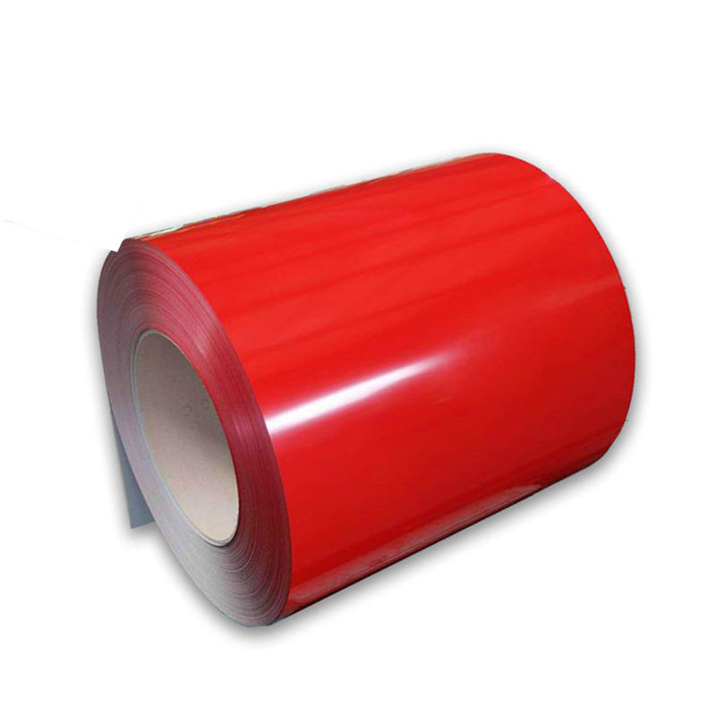 PPGI / PPGL Prepainted Color Coated Steel Galvanized Coil