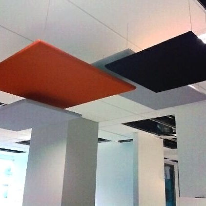 fireproof acoustic ceiling,different colors hot sales acoustic panels