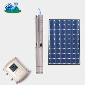 Hot Sell dc mini water pump 1hp solar submersible price
