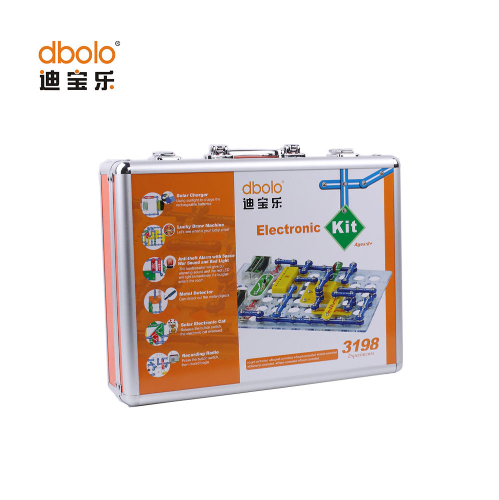 Educational Toy Dbolo 3198#