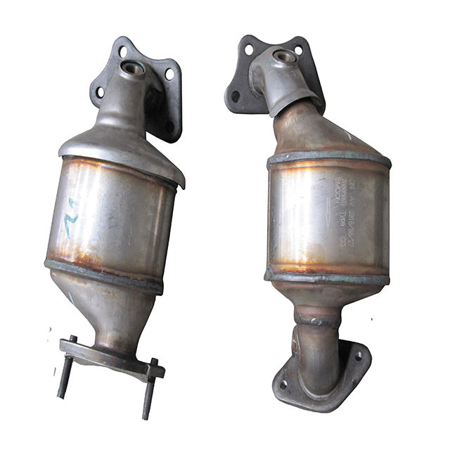 auto good quality high performance factory three way Direct-Fit Ceramic Substrate Catalytic Converter forLacrosse 3.0