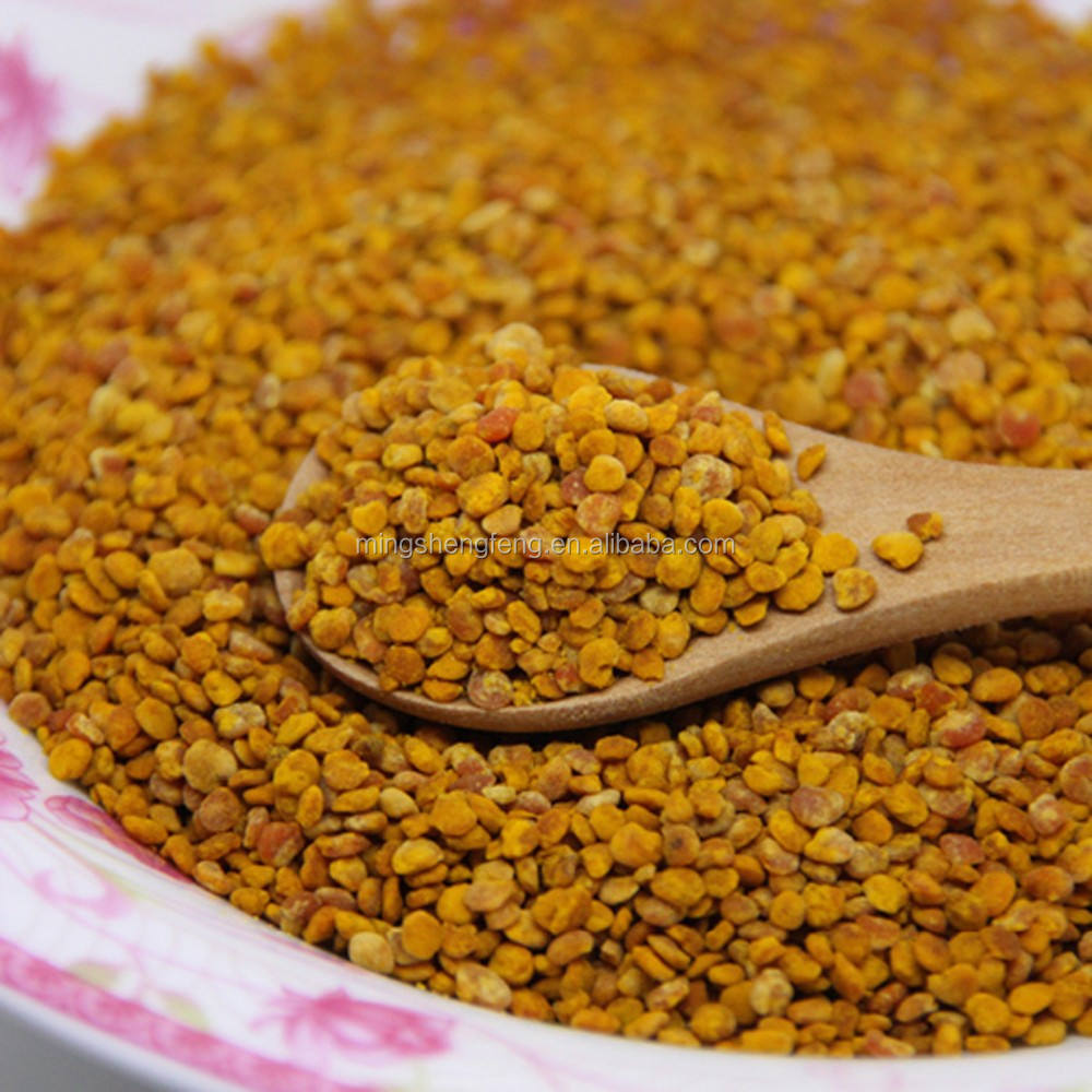 Super Food Best Quality Natural Organically Pure Raw Bee Pollen Granules
