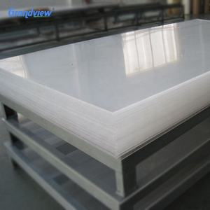 6mm 5mm Milky White Acrylic Sheet