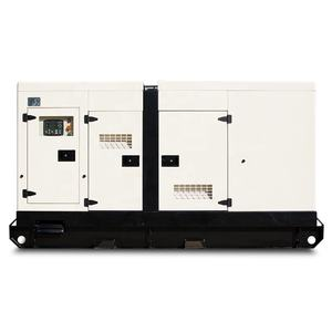 Soundproof 125kva diesel generator 100kw power generator with Cummin engine 6BT5.9-G2 made in China