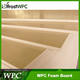 Quality and cheap white PVC foam board, PVC sheet, 3mm thickness solid surface pvc foam board