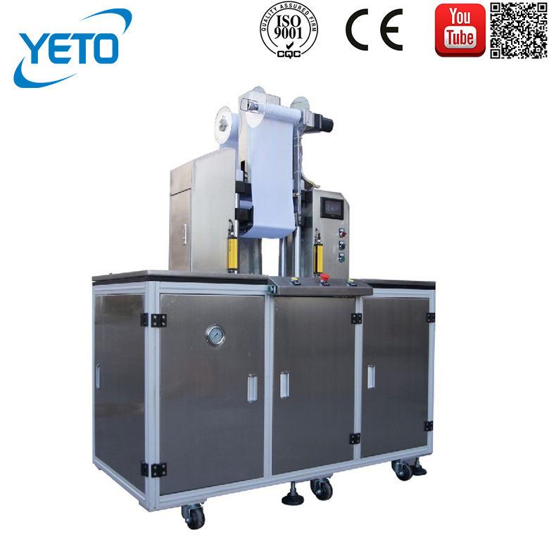 Chaud-vente Automatique Inférieur Cosmétique compact poudre compact en appuyant sur la machine