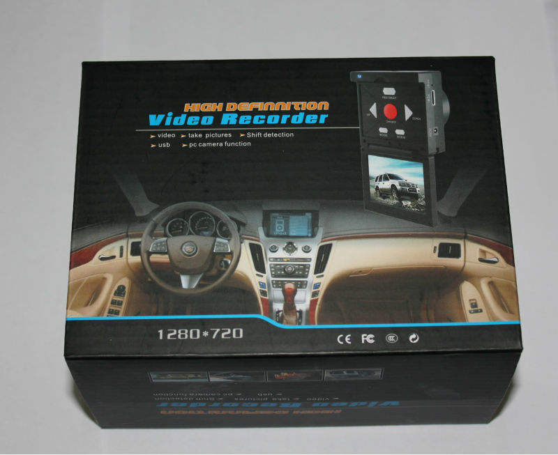 resont video gözetim wifi 3g gps izleme araba dvr S6000