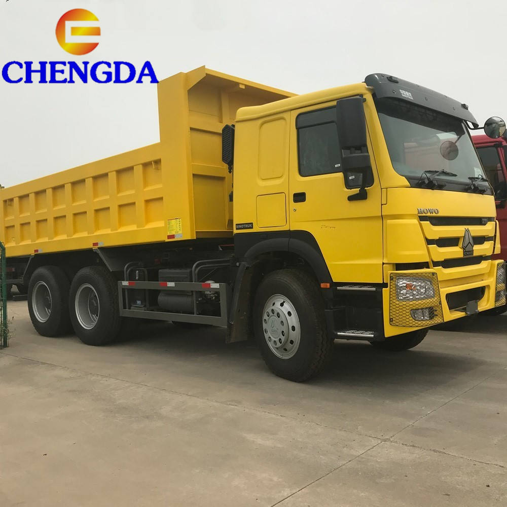 Hot sale Sinotruk Howo Dump Trucks 25t 40t 6x4model 8x4 models best price Tipper of Howo brands