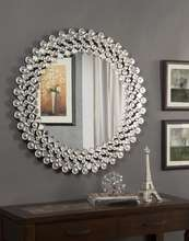 Round shape hotsale wall mirror for home decor
