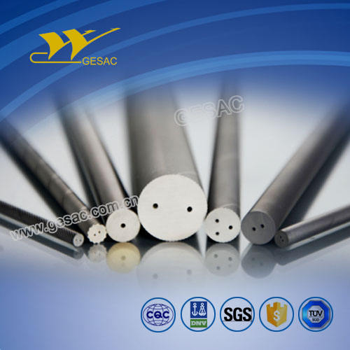 Tungsten Carbide Rods With Coolant Holes-tungsten carbide plates