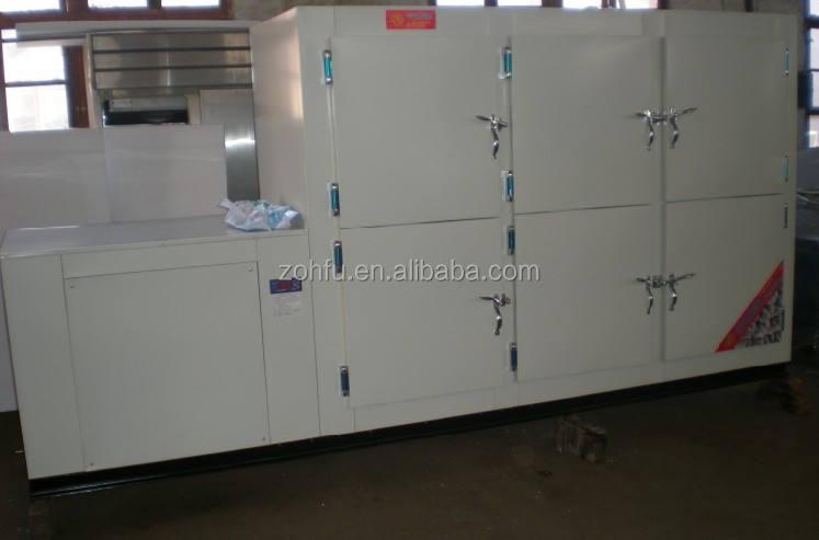 30-80 kg/h cibo macchina congelamento rapido a base di carne