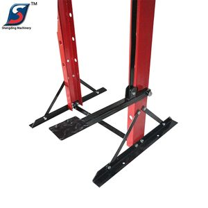 Workshop h frame car hydraulic 20t bearing press tool by foot