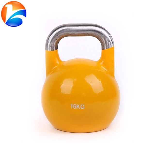 New Style Pro Grade Casted Steel Competition Kettlebell